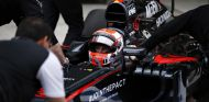 Jenson Button tendrá el honor de pilotar por primera vez el MP4-31 - LaF1