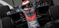 Jenson Button con el McLaren en Silverstone - LaF1