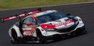 Jenson Button en su vuelta de clasificación - SoyMotor