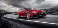 Mercedes-AMG GT Concept: 4 puertas y 600 caballos - SoyMotor.com