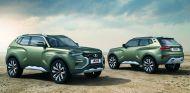 El Lada 4x4 Vision Concept parece una versión 'vitaminada' de un Dacia Duster - SoyMotor