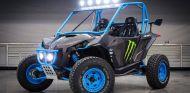 Este modelo es el Can-Am Maverick X RS Turbo y ha sido ampliamente modificado - SoyMotor