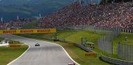Romain Grosjean en el pasado Gran Premio de Austria - LaF1