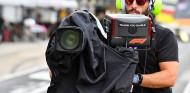 Un incendio puso en peligro la retransmisión de la clasificación de Alemania - SoyMotor.com