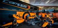 Detalle del equipo Campos de Fórmula 2 - SoyMotor.com