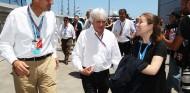 Francisco Camps y Bernie Ecclestone en Valencia - SoyMotor.com