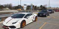 Más de 20 coches de lujo incautados por conducción temeraria en Canadá - SoyMotor.com