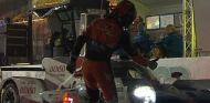 Momento en el que, supuestamente, Capillaire le da el OK a Kokayashi para arrancar – SoyMotor.com