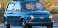 Fiat 500 Giardinetta eléctrico - SoyMotor.com