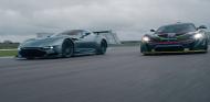 McLaren P1 GTR vs Aston Martin Vulcan - SoyMotor.com