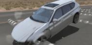 Simulación con badenes a gran velocidad - SoyMotor.com