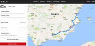 Tesla planificador de rutas - SoyMotor.com