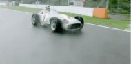 Pascal Wehrlein con el Mercedes de 1954 – SoyMotor.com