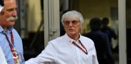 Ecclestone predijo que Carey no estaría más de cuatro años de presidente - SoyMotor.com