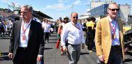 Chase Carey quiere encaminar la F1 a un futuro mejor - SoyMotor
