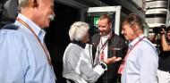 Chase Carey, Bernie Ecclestone y los promotores del GP de Rusia– SoyMotor.com