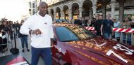 Carl Lewis y el Alfa Romeo Giulia QV - SoyMotor.com
