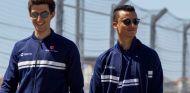 Carles Martínez junto a Pascal Wehrlein en Rusia - SoyMotor.com