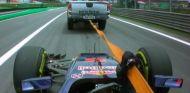Carlos Sainz abandona en la primera vuelta - LaF1