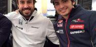 Carlos Sainz y Fernando Alonso - LaF1,es