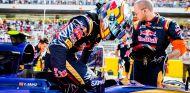 Carlos Sainz en la parrilla del Circuit de Barcelona-Catalunya - LaF1