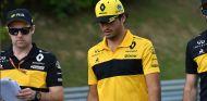 Carlos Sainz en Hungaroring - SoyMotor.com