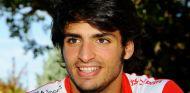 Carlos Sainz durante un evento de Cepsa esta semana - LaF1