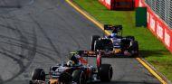Sainz y Verstappen siempre se encuentran en carrera - LaF1