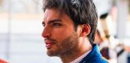 Carlos Sainz en una imagen de archivo de los test de pretemporada - SoyMotor