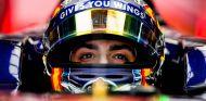 Carlos Sainz durante los Libres 3 del GP de China - LaF1