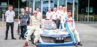 Tavares prueba el Mission 24H de hidrógeno, destinado a Le Mans - SoyMotor.com