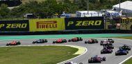 Parrilla encabezada por Sebastian Vettel en Brasil - SoyMotor.com