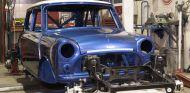 El Mini clásico renace: BMH ofrece carrocerías nuevas para su restauración