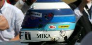 Casco de Mika Häkkinen - SoyMotor.com