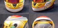 El nuevo casco de Wehrlein - SoyMotor.com