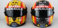Los dos cascos de Sainz para 2018 – SoyMotor.com