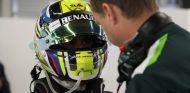 Julián Leal en los tests de Silverstone - LaF1