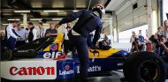 Chandhok pilotará el FW14B de Williams en Goodwood - SoyMotor.com