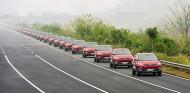 La caravana recorrió 3,2 kilómetros de manera completamente autónoma - SoyMotor.com