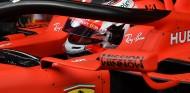 Charles Leclerc en los test de pretemporada - SoyMotor