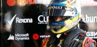 Pic y Ocon prueban el DTM de Mercedes en Jerez de la Frontera