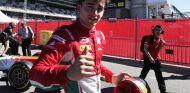Charles Leclerc se impone en la carrera larga de la F2 en Barcelona