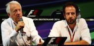 Charlie Whiting habla con la prensa en Hockenheim - LaF1