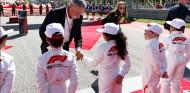 Carey dona un millón de dólares a la lucha de la F1 por la diversidad - SoyMotor.com