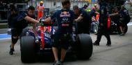 Red Bull resta importancia al cambio de chasis de Vettel - LaF1.es