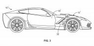 Chevrolet patenta un sistema aerodinámico activo para el Corvette - SoyMotor.com