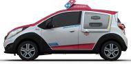 El Chevrolet Spark de Domino's Pizza pronto estará en acción - SoyMotor