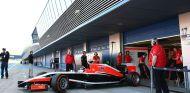Max Chilton debuta con el MR03