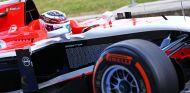 El Pirelli superblando rodará por primera vez en Hockenheim - LaF1.es