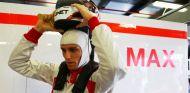 Max Chilton, piloto de Marussia
